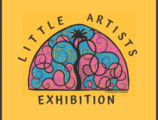 Exposição Little Artists Exhibition