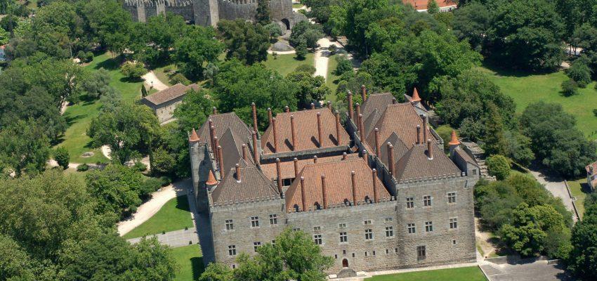Paço dos Duques e Castelo