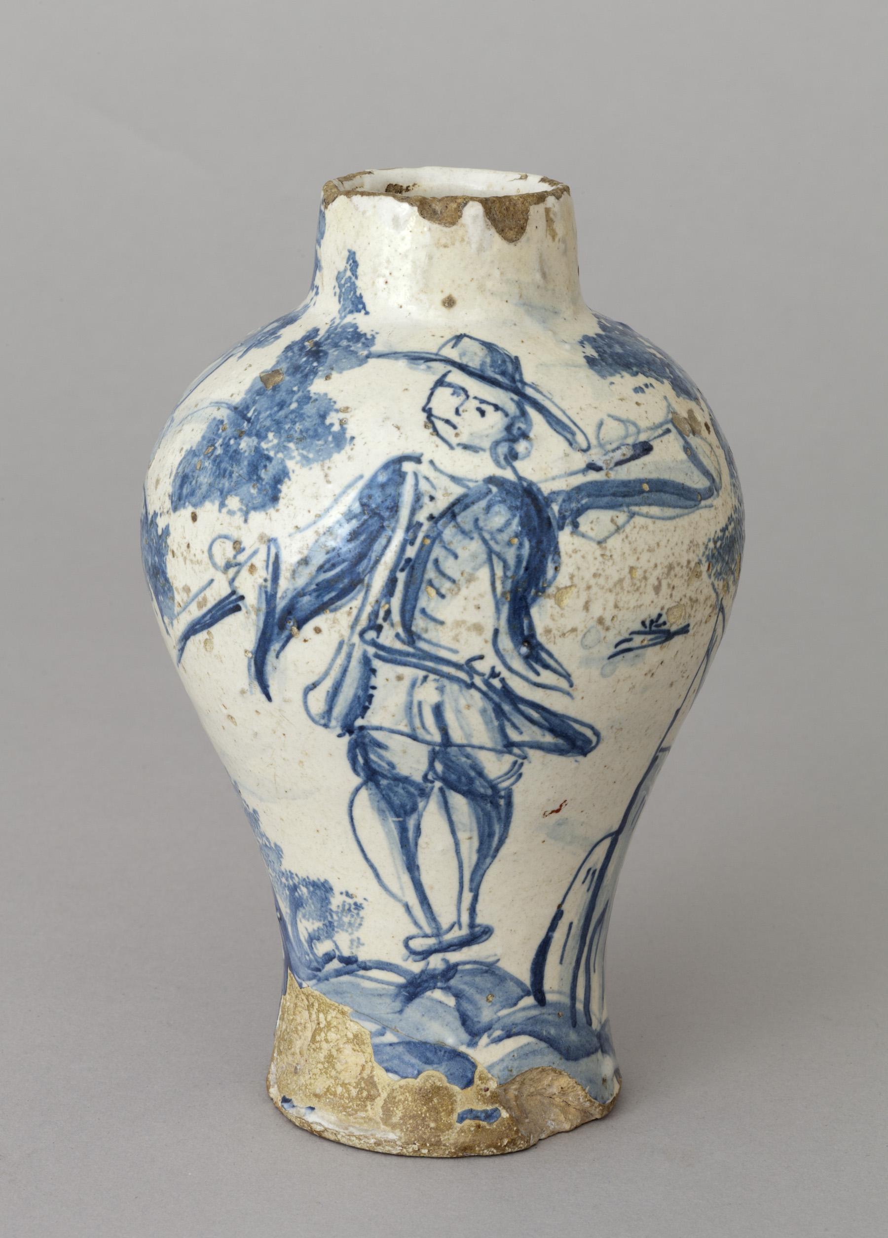 Objeto museológico (jarra)