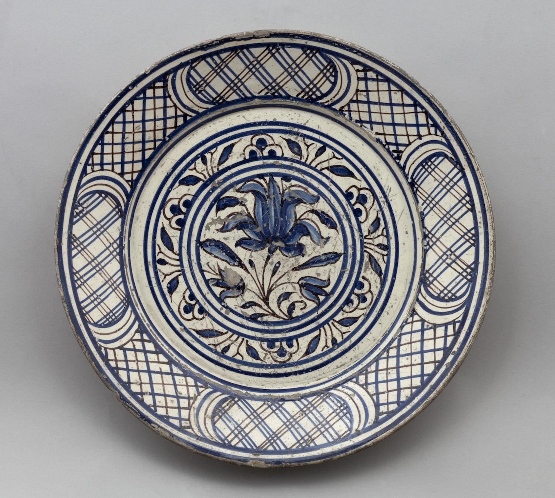 Objeto museológico (prato)