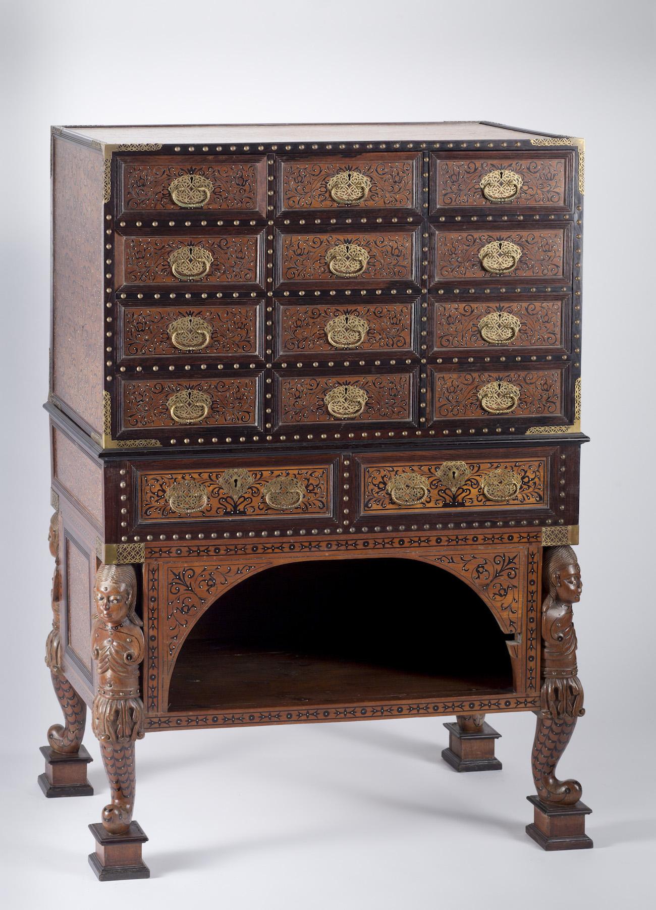 Objeto museológico (contador indo-português)
