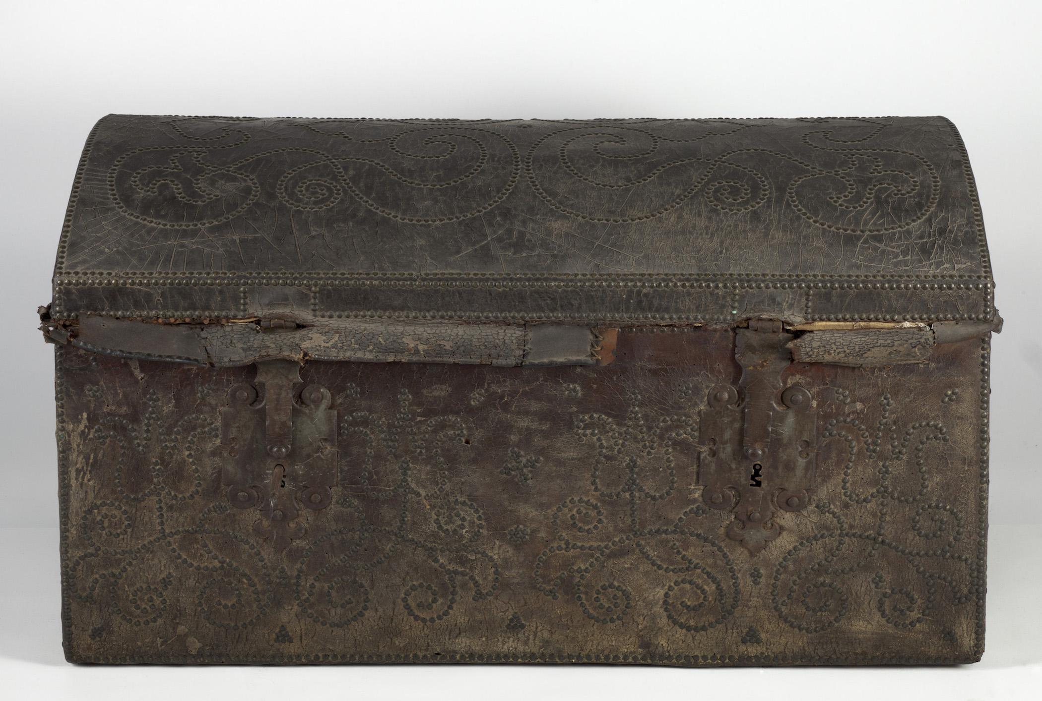 Objeto museológico (arca)