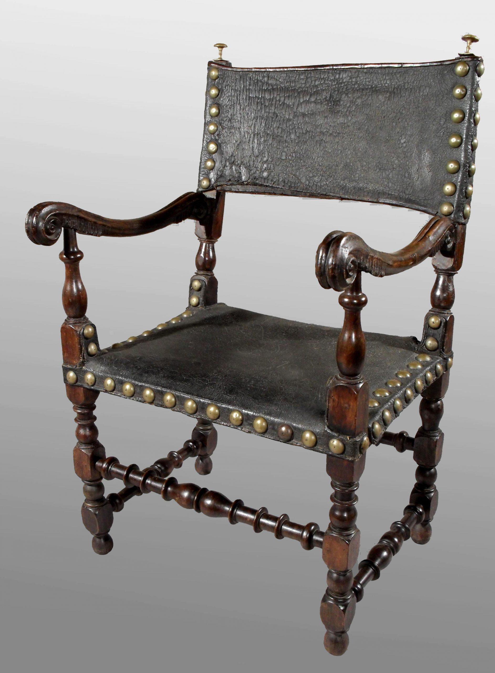 Objeto museológico (cadeira)