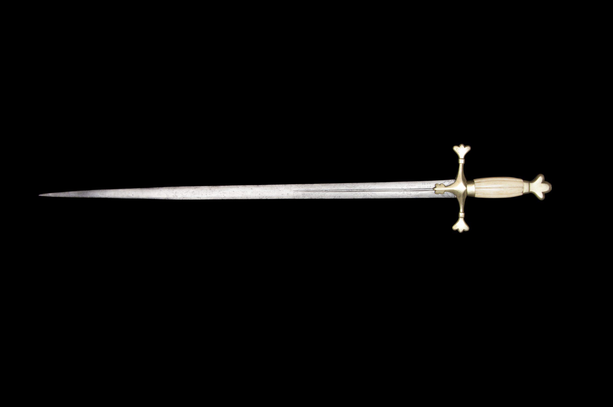 Objeto museológico (espada)