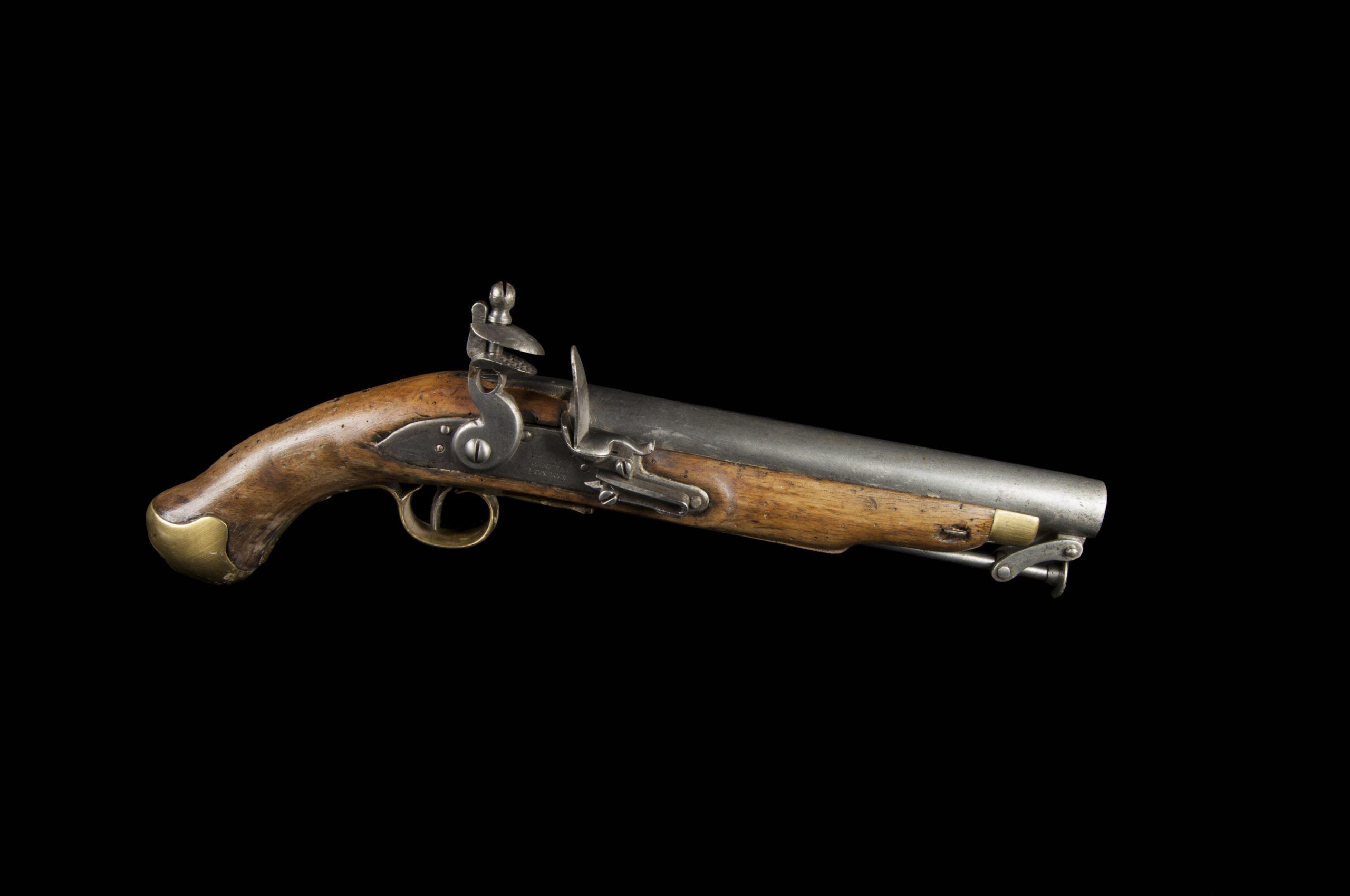 Objeto museológico (pistola)