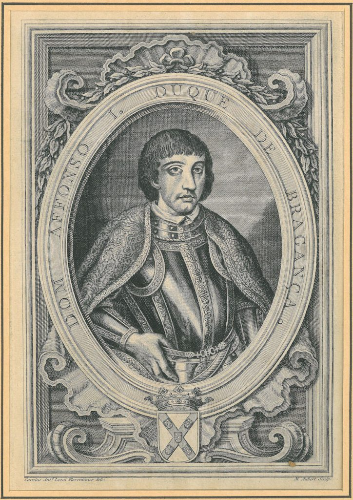 Objeto museológico (Afonso, 1.º Duque de Bragança)