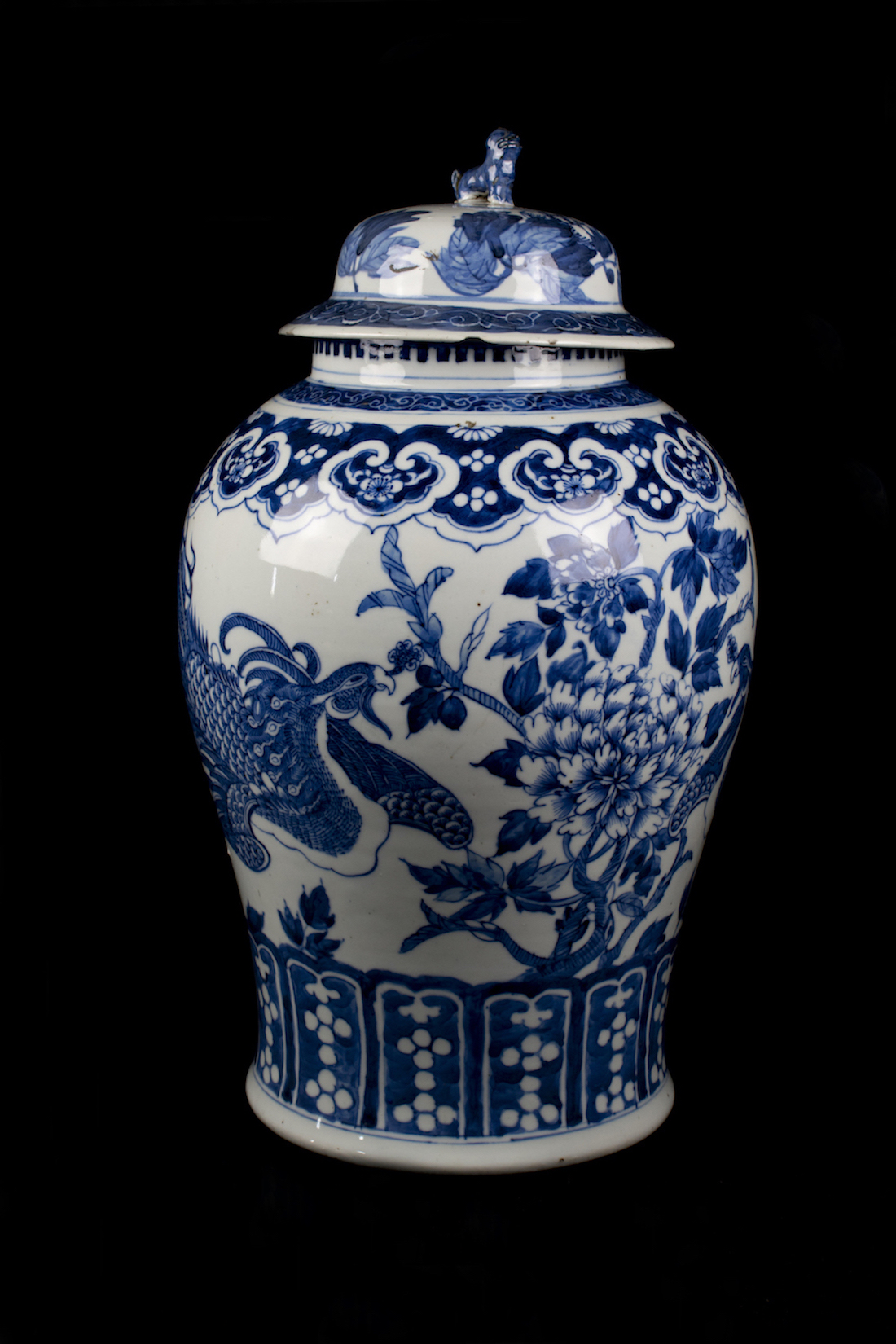 Objeto museológico (pote chinês)