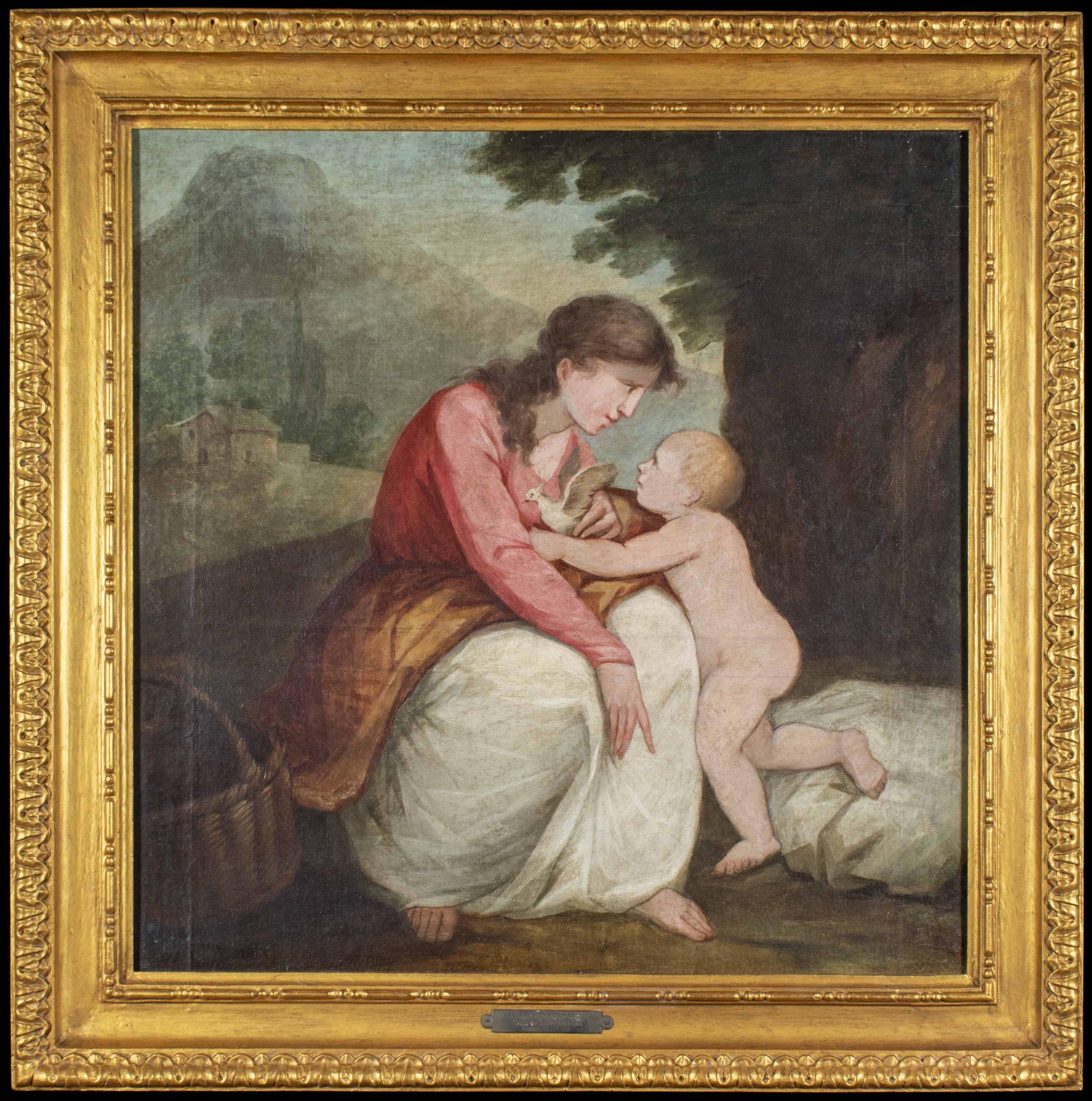 Objeto museológico (Amor maternal)