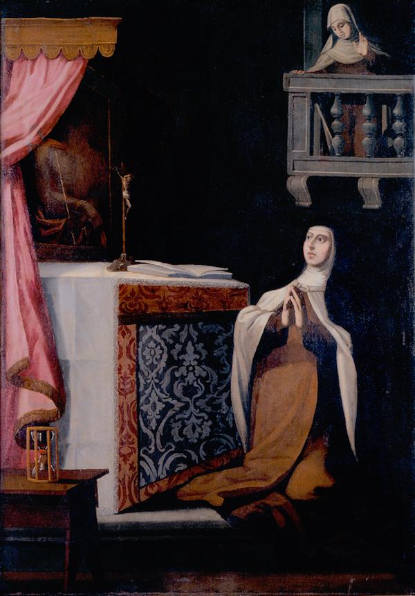 Objeto museológico - Santa Teresa