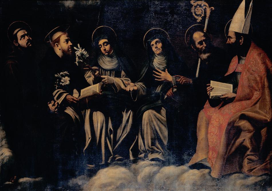 Objeto museológico - Atribuição dos Estatutos a uma ordem religiosa