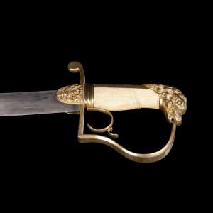 Pormenor da espada