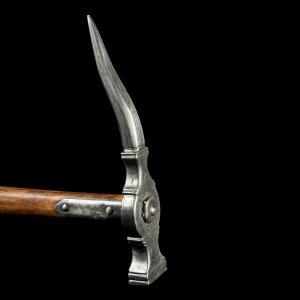 Pormenor do martelo de armas