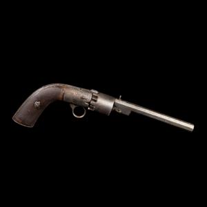 Pormenor do revólver