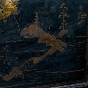 Pormenor da arca chinesa